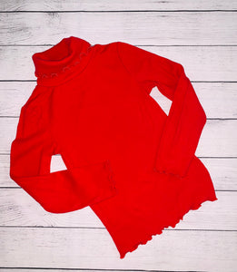 Boden Turtleneck-size 7-8Y