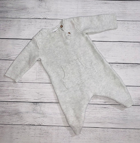 Carter's Long Sleeve Romper-size newborn