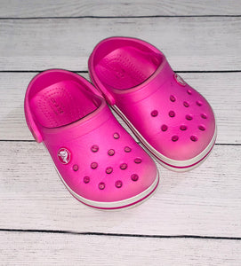 Crocs Clogs-size 8