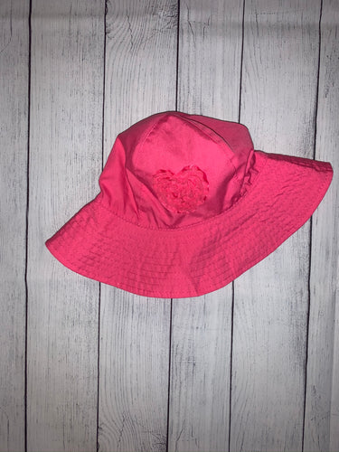Little Me Bucket Hat-size 2-4