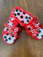 Load image into Gallery viewer, Disney Minnie Girls Sandals- size 12