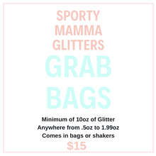 Load image into Gallery viewer, Grab Bags  | Mix Glitter | Premium Quality Glitter |  Glitter | Bulk Glitter |