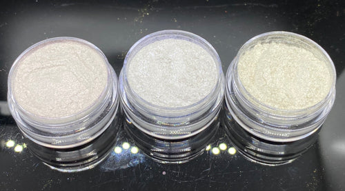 Pearl Mica Powder Pack | Pearl Pigment Powders Pack | Mica Powders | Pigment Powder