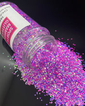Load image into Gallery viewer, Pink and Purple Chunky Glitter Mix | Color Shift Glitter | Tangled Color Shift | Premium Quality Glitter