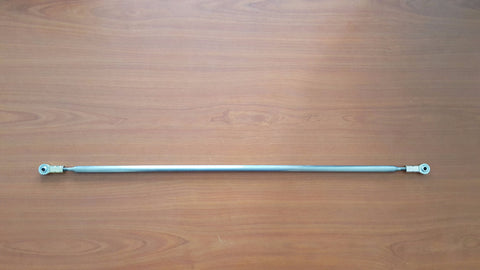 Aerospace grade custom titanium control rod