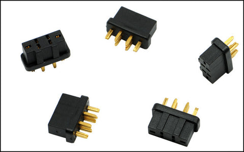 EMCOTEC EMC high current plugs