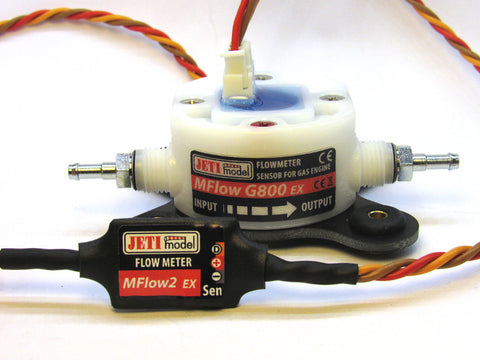 Jeti telemetry MFlow2 3000 EX