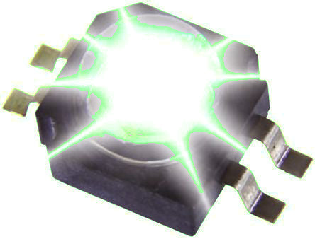 Luxeon 3W green LED light