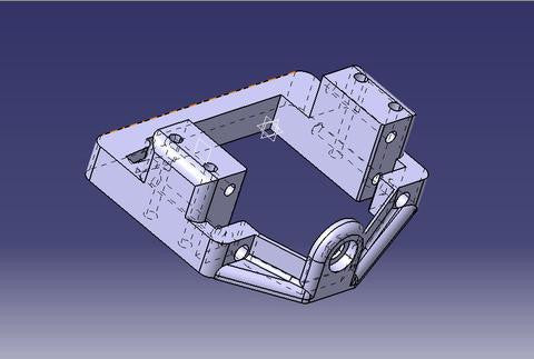 Ultimate Precision Servo Bracket