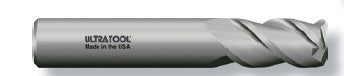 Ultra-tool 333Al Performance 3 flute Aluminum carbide cutter.
