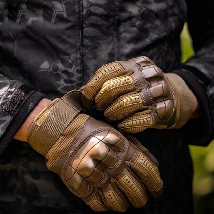 WRR™: Military Full Finger Tactical Gloves (2019 Upgraded )