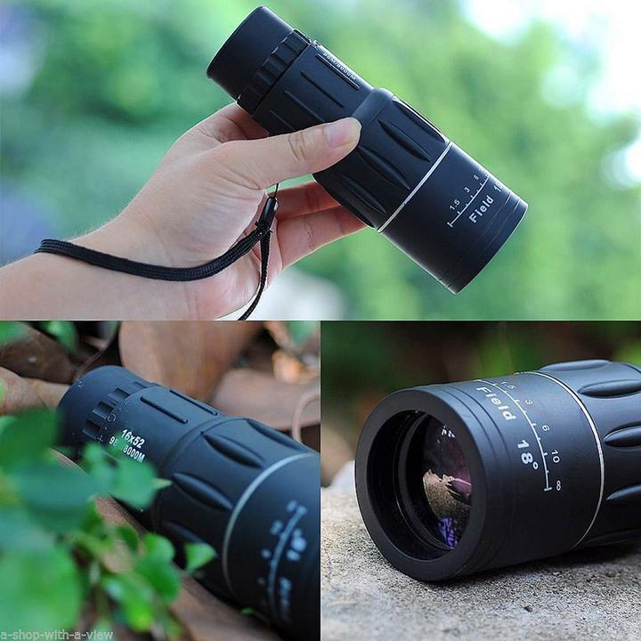 5ZOOM™ - High Power Prism Monocular Telescope 5ZOOM™ - High Power Prism Monocular Telescope ONLY TELESCOPE