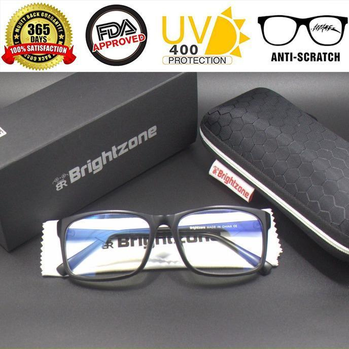 BRIGHTZ™ - UV & Blue Light Blocking Glasses (2019 Technology) BRIGHTZ™ - UV & Blue Light Blocking Glasses (2019 Technology)