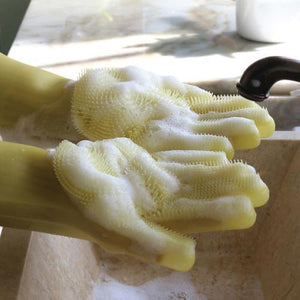 MagicGlove™: Original Magic Silicone Gloves (BPA Free) MagicGlove™: Original Magic Silicone Gloves (BPA Free)