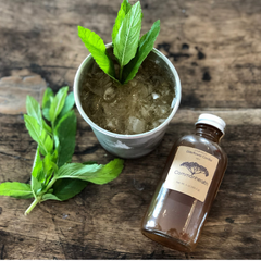 Elderflower Mint Julep Cocktail - Commonhealth Elderberry