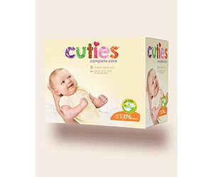 Cuties Baby Diapers - Premium Absorbency