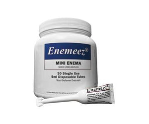 Enemeez Mini Enema Stool Softener