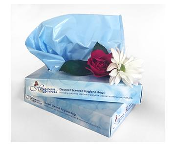 Heaven Scent Scented Disposable Hygiene Bags