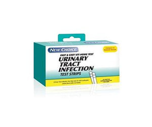 New Choice Urinary Tract Infection Test Strips