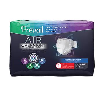 Prevail Extended Use Briefs - Ultimate Plus Absorbency