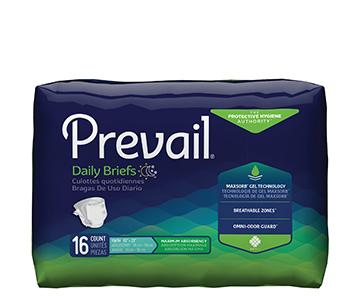 Prevail Traditional Briefs - Maximum Absorbency
