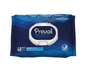 "Prevail Wipes - White - 12"" x 8"""