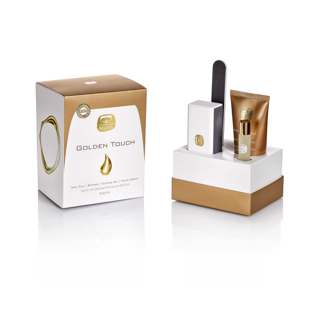 Golden Touch Nail Kit
