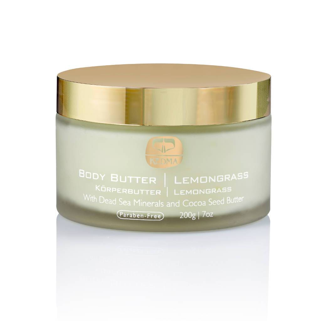Body Butter Lemongrass