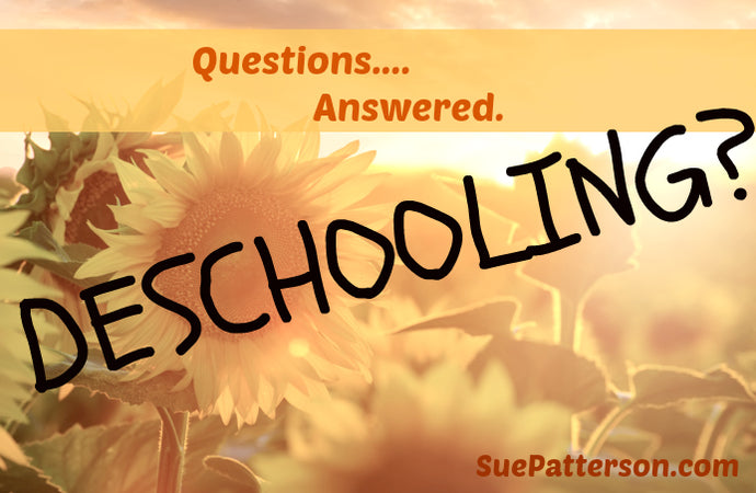 What Does Deschooling Mean?