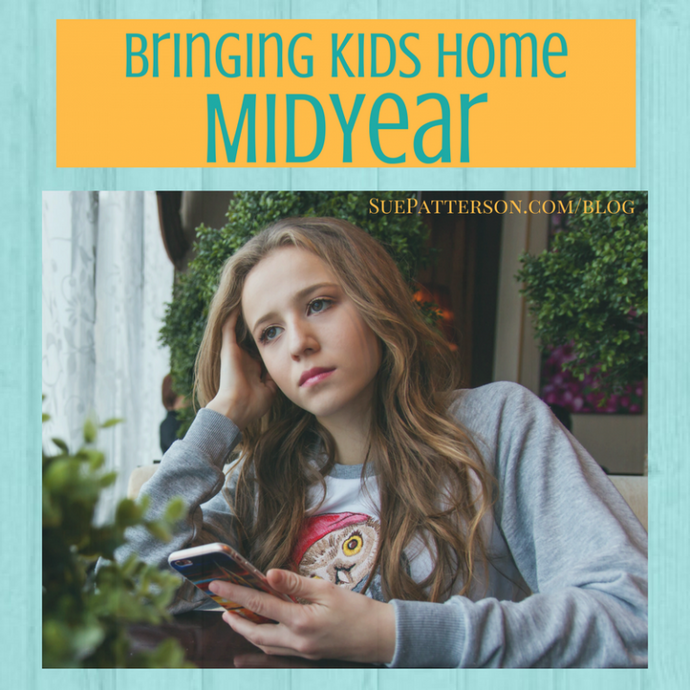 Unschooling Midyear