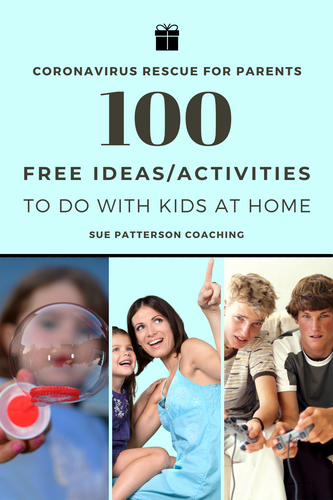 100 Free Ideas/Activities