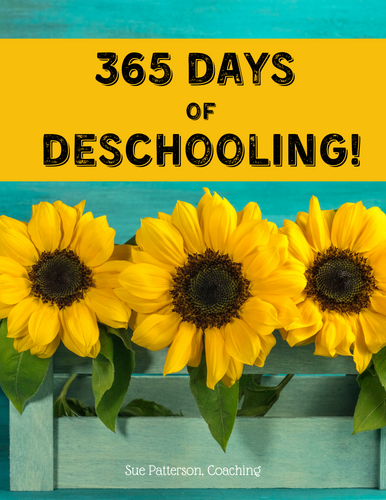 365 Days of Deschooling