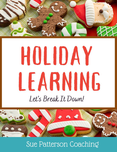 Holiday Learning Guide