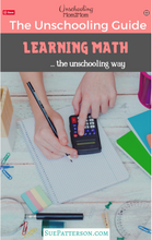 Load image into Gallery viewer, The Unschooling Guide: Academics Bundle (Buy 4 Get 1 Free)