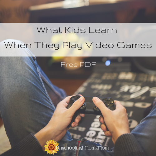 What Kids Learn Playing Video Games