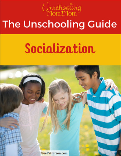 The Unschooling Guide - Socialization