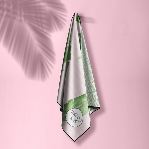 The Balmoral Luxury Sand Free Beach Towel with carry bag