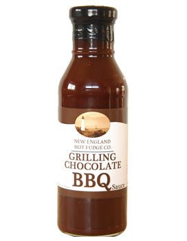 Chocolate BBQ grilling sauce