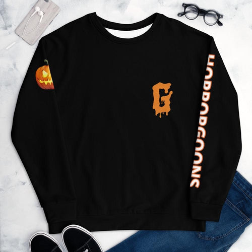 G.U.T.S. HALLOWS EVE CREWNECK