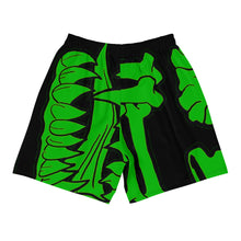 Load image into Gallery viewer, G.U.T.S. Green Logo Shorts