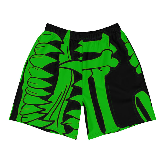 G.U.T.S. Green Logo Shorts