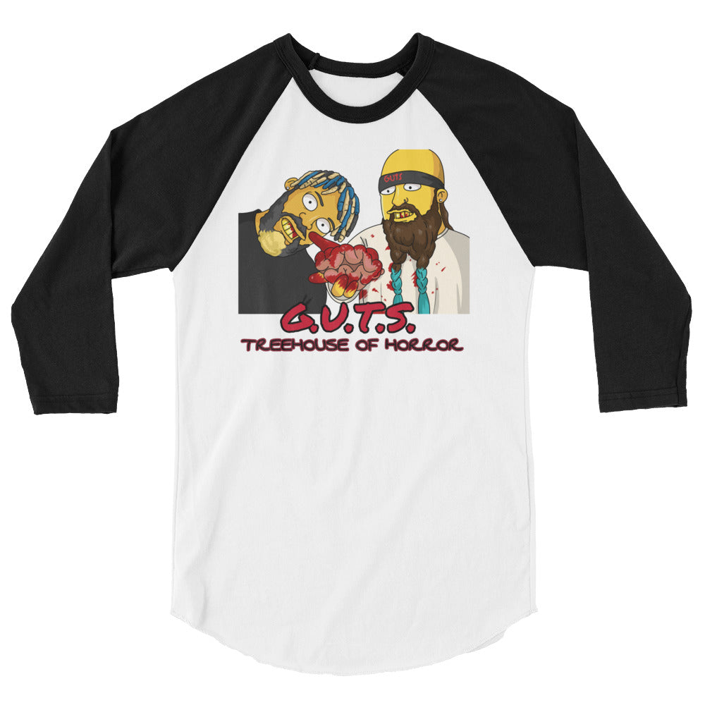 G.U.T.S. TREEHOUSE OF HORROR BASEBALL T