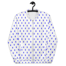 Load image into Gallery viewer, BLUE ALL OVER DRIP G BOMBER