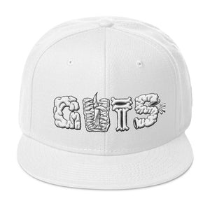 GUTS Horror Head Snapback