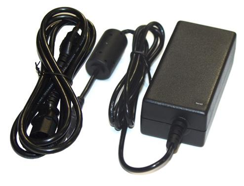 AD/DC power adapter + power cord for  digimate   L-1706 LCD Monitor