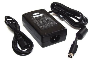 AD/DC power adapter + power cord for  HP   L1750 LCD Monitor