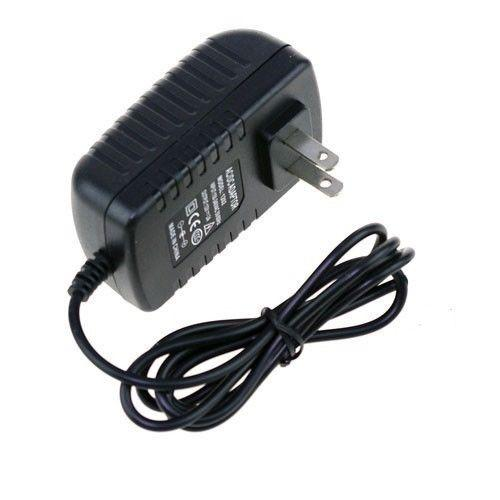 12V AC Wall Power Adapter Cord Cable For Initial Portable DVD Player IDM-835 b/d