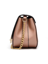 Load image into Gallery viewer, Pu Leather Chain Piggy Messenger Bag
