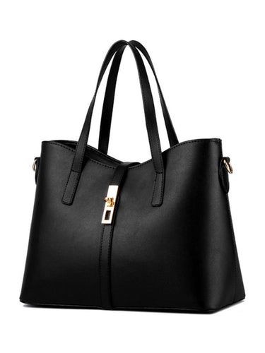 Simplicity Pu Classic Shoulder Bag