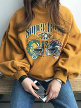 Load image into Gallery viewer, Casual Printed Long Sleeves Sweater